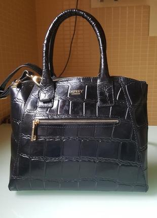Стильная сумка оsprey london натуральная кожа, original