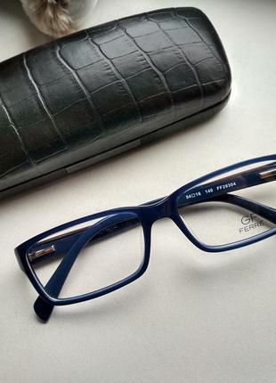 Новая фирменная оправа под линзы  очки g.ferre ff30204 очки оригинал