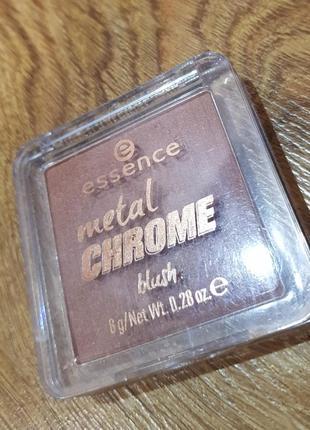 Бронзер essence