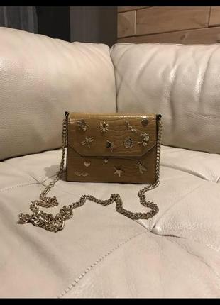 Мини сумочка zara