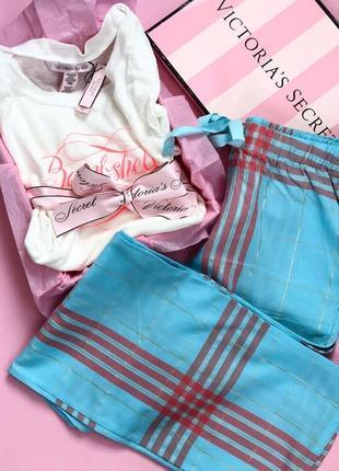 Пижама пижамка виктория сикрет оригинал
