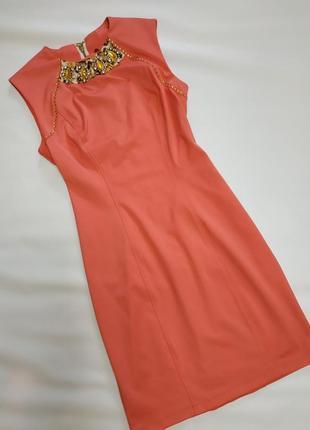 Летнее платье trg