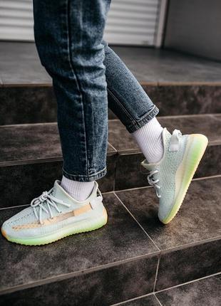 Adidas yeezy boost 350 v2 haperspace ♦ мужские кроссовки ♦ весна лето осень