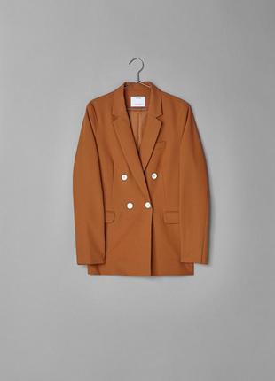 Піджак bershka / трендовый пиджак #розвантажуюсь