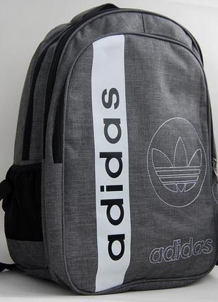 Мужской рюкзак adidas. спортивный рюкзак адидас рк3-2