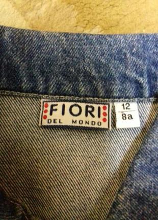 Класная джинсовая куртка6 фото