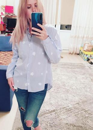 Рубашка со звёздами