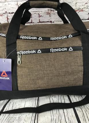 Спортивная сумка reebok. дорожная сумка.сумка для тренировок. ксс16-1