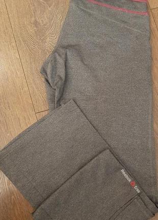 Спортивные брюки reebok crossfit