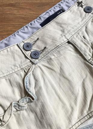 Шорты шорти bershka denim 98% cotton