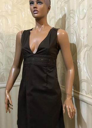 Платье/сарафан на запах, diesel, размер xs