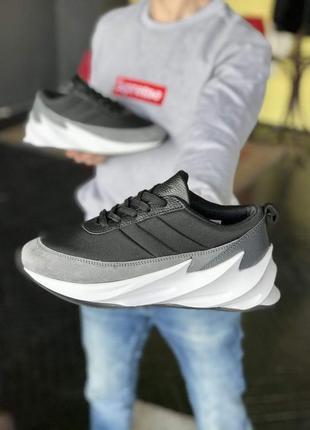 Шикарные кроссовки 🍒adidas sharks🍒