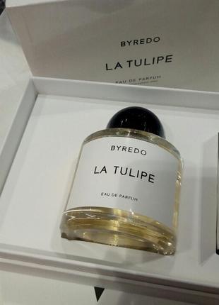 La tulipe byredo 10 ml eau de parfum