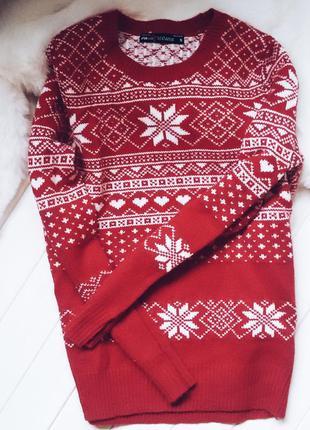 Уютный свитерок