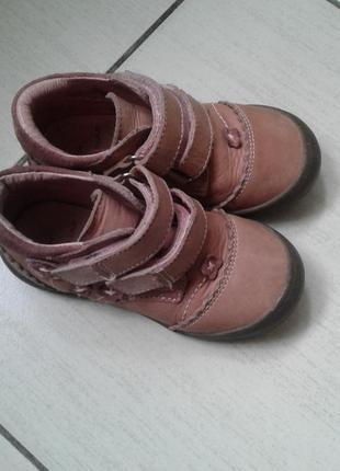 Ботиночки для девочки 24 размер