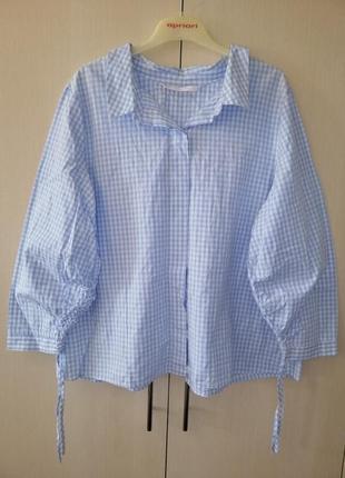 Красивая рубашка zara trafaluc