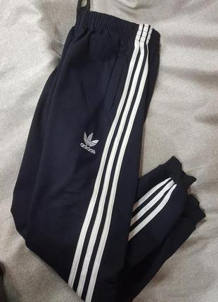Женские спортивные штаны  зауженные трикотажные брюки
