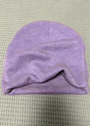 Лавандовая шапка annasun