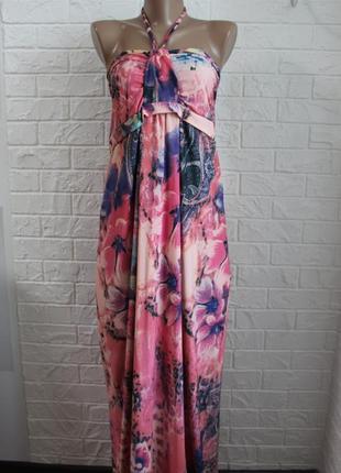 Платье бандо uniоn в идеальном состоянии 2xl