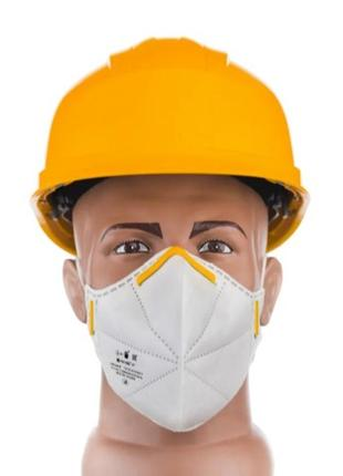 Знижка від 2шт!!! маска-респіратор ffp2 захищає від вірусу, росток-2т класс {ффп2}