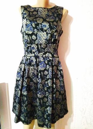 Платье трикотажное closet xl
