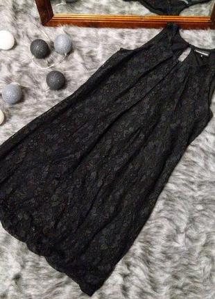 #розвантажуюсь платье из кружева гипюра warehouse