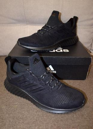 Лёгкие кроссовки adidas alphabounce cr 13.5us 47 р 30 см