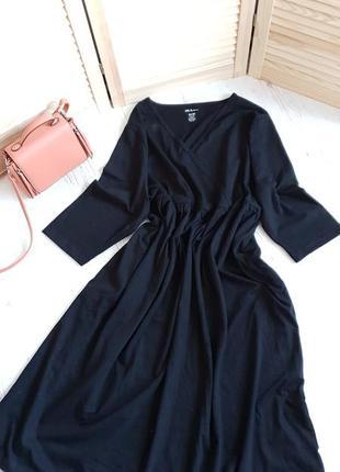 Черное платье,шикарное качество🤩👍