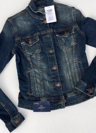 Джинсовая куртка ltb