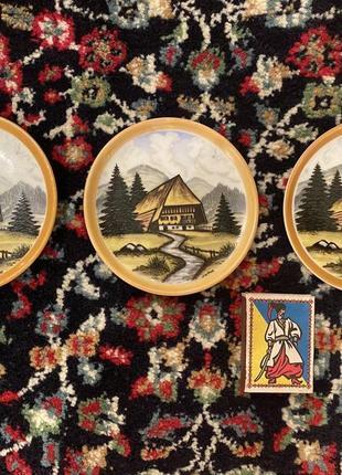 Тарелки миниатюрные германия.