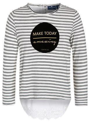 Кофта блузка tom tailor