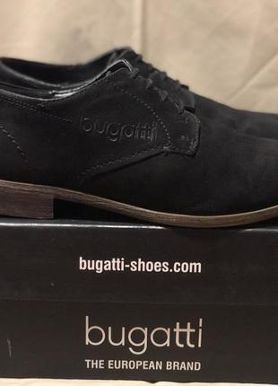 Туфли bugatti