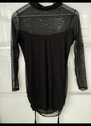 Чорне плаття нове.розмір м