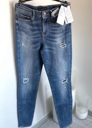 Guess новые джинсы с бирками 27 размер текущая коллекция из швейцарии