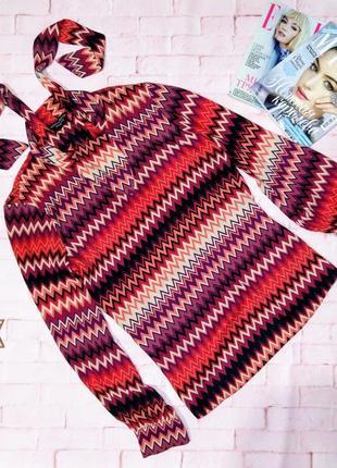 #розвантажуюсь блуза кофточка с геометрическим принтом dorothy perkins