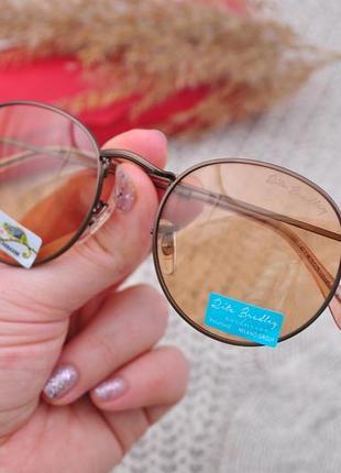 Фирменные солнцезащитные фотохромные очки rita bradley polarized окуляри хамелеон