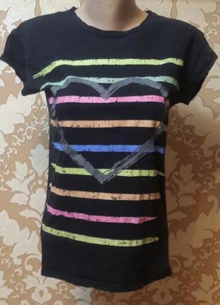 Женская летняя футболка. lina lara. турция. размер l.