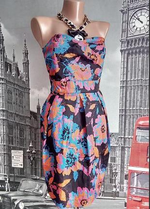 Натуральна сукня бюст´є