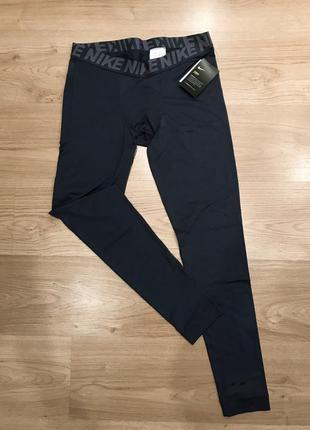 Мужские термо штаны nike