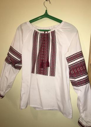 Украинская вышиванка.