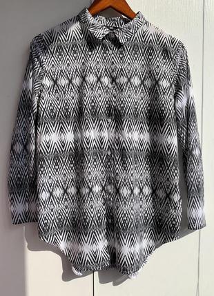 Блуза/ рубашка h&m