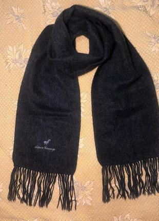 Шерстяной шарф alpaca camargo