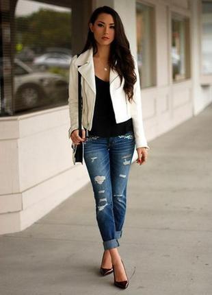 Стильная куртка-косуха американского бренда рapaya (weekend )