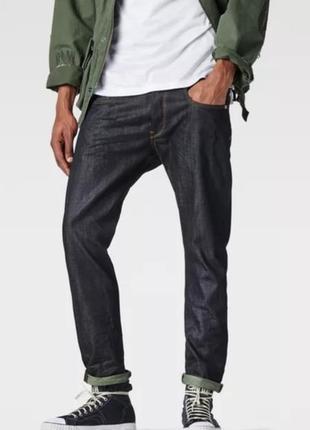 Стильные мужские джинсы g-star raw denim