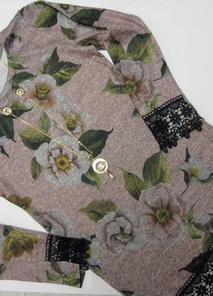 Модное платье, туника для девочки 9-12лет. в наличии