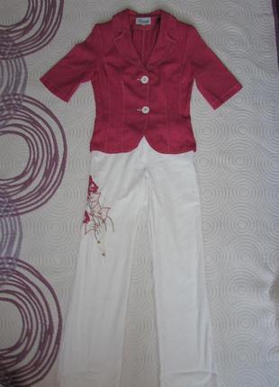 Літній білоруський костюм prestige р. 42