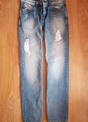 Классные 🔥🔥🔥 джинсы bright w33 l34