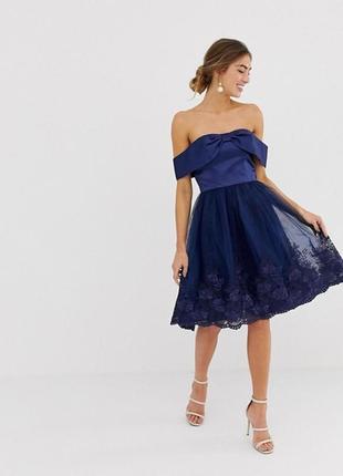 Невероятно красивое платье дорогого бренда