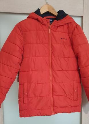 Куртка демісезонна на хлопчика ben sherman