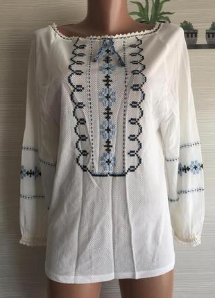 Рубашка блузка вышиванка